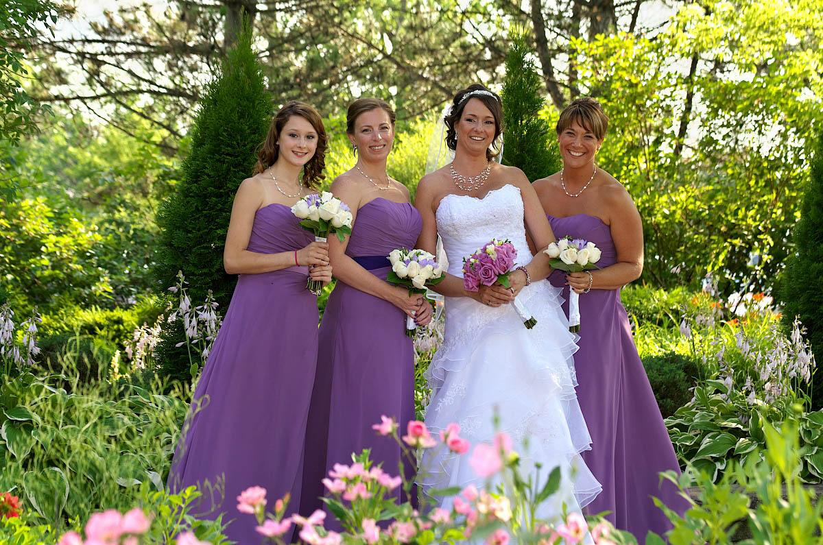 bridal party nottawasaga resort