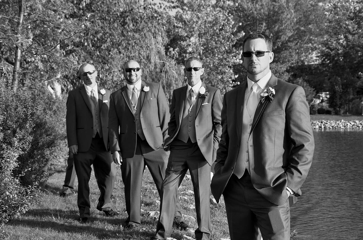 groomsmen nottawasaga