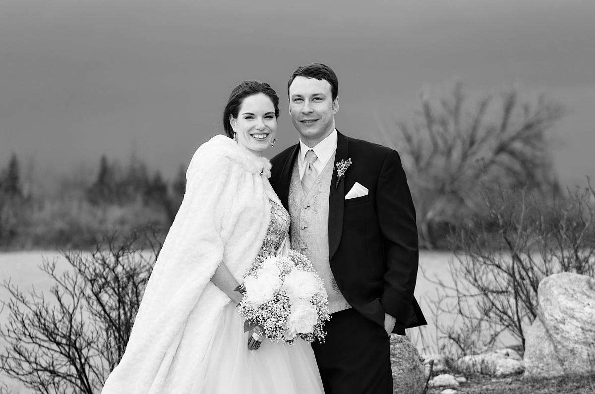 winter wedding at cranberry 7