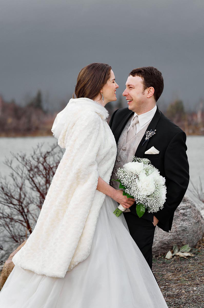 winter wedding at cranberry 9