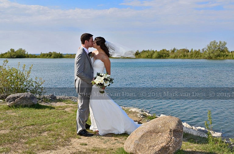 cranberry wedding photographer at Living Waters wedding