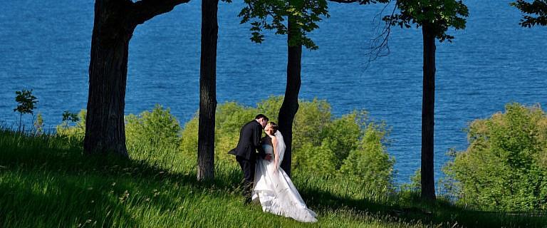 Georgian Bay Club Wedding Clarksburg Collingwood Blue Mountains