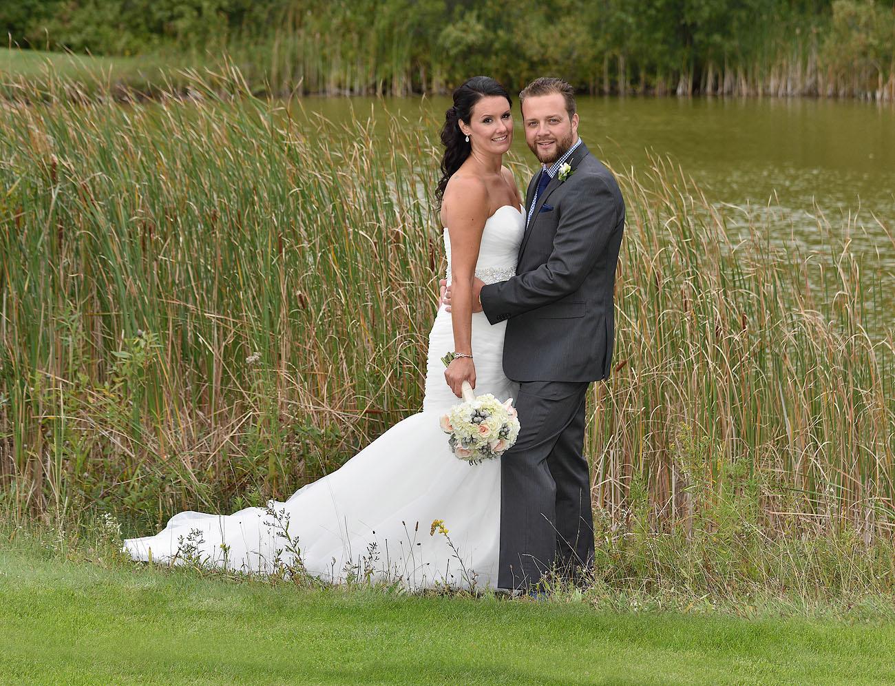 wasaga beach wedding photographer ali and royan testimonial