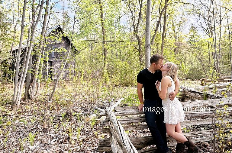 kawartha lakes photographer peterborough photographer country engagement-75