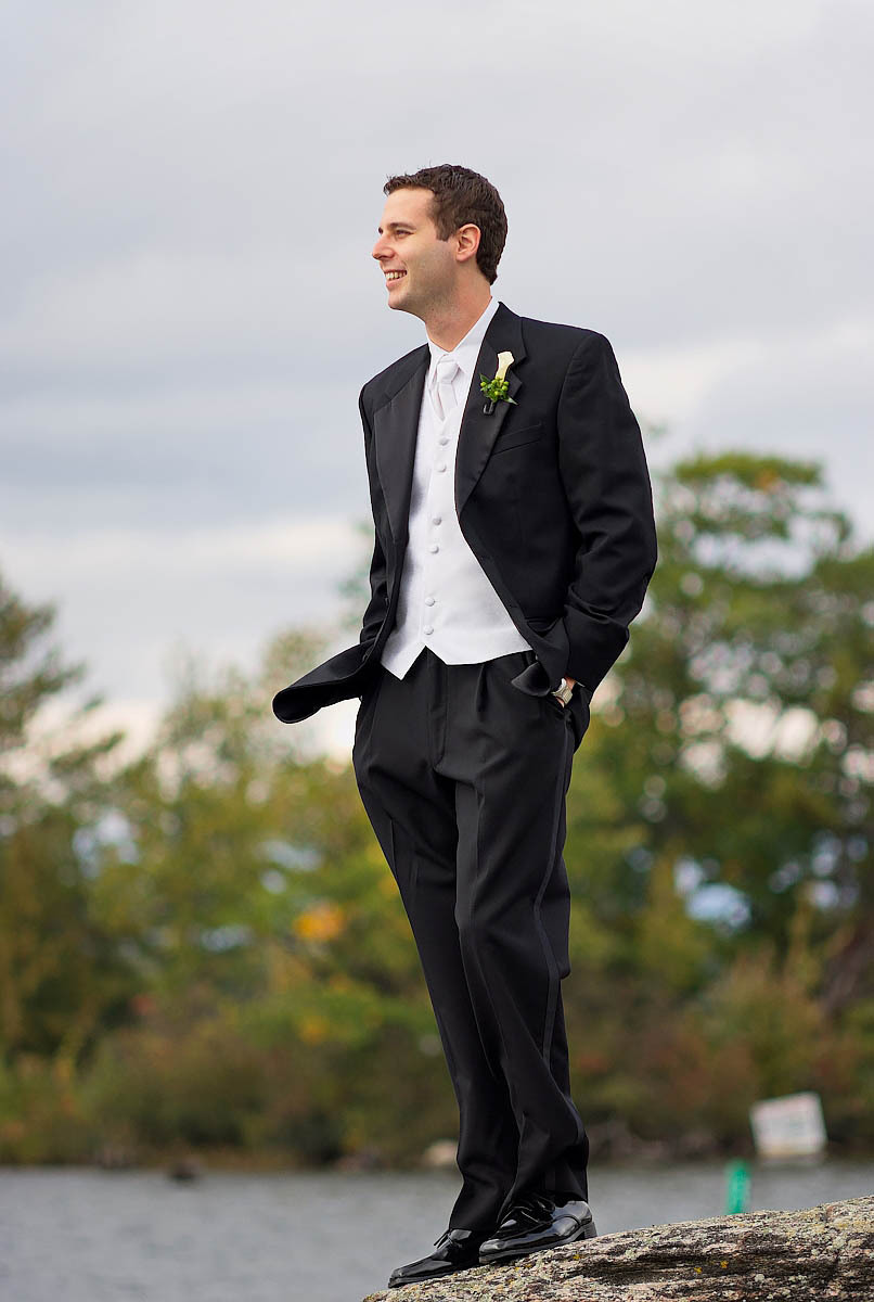 Port Severn photographer captures Rawley Resort Wedding