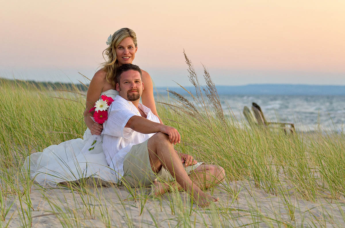 wasaga beach wedding bluewater beach photographer balm beach wedding tiny township wedding