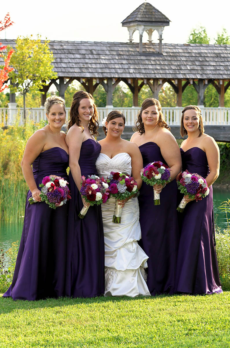 bridal party girls
