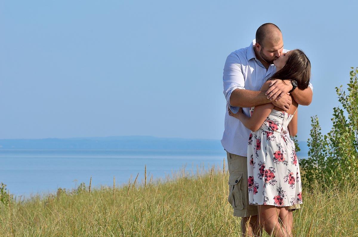 wasaga beach engagement photography 2