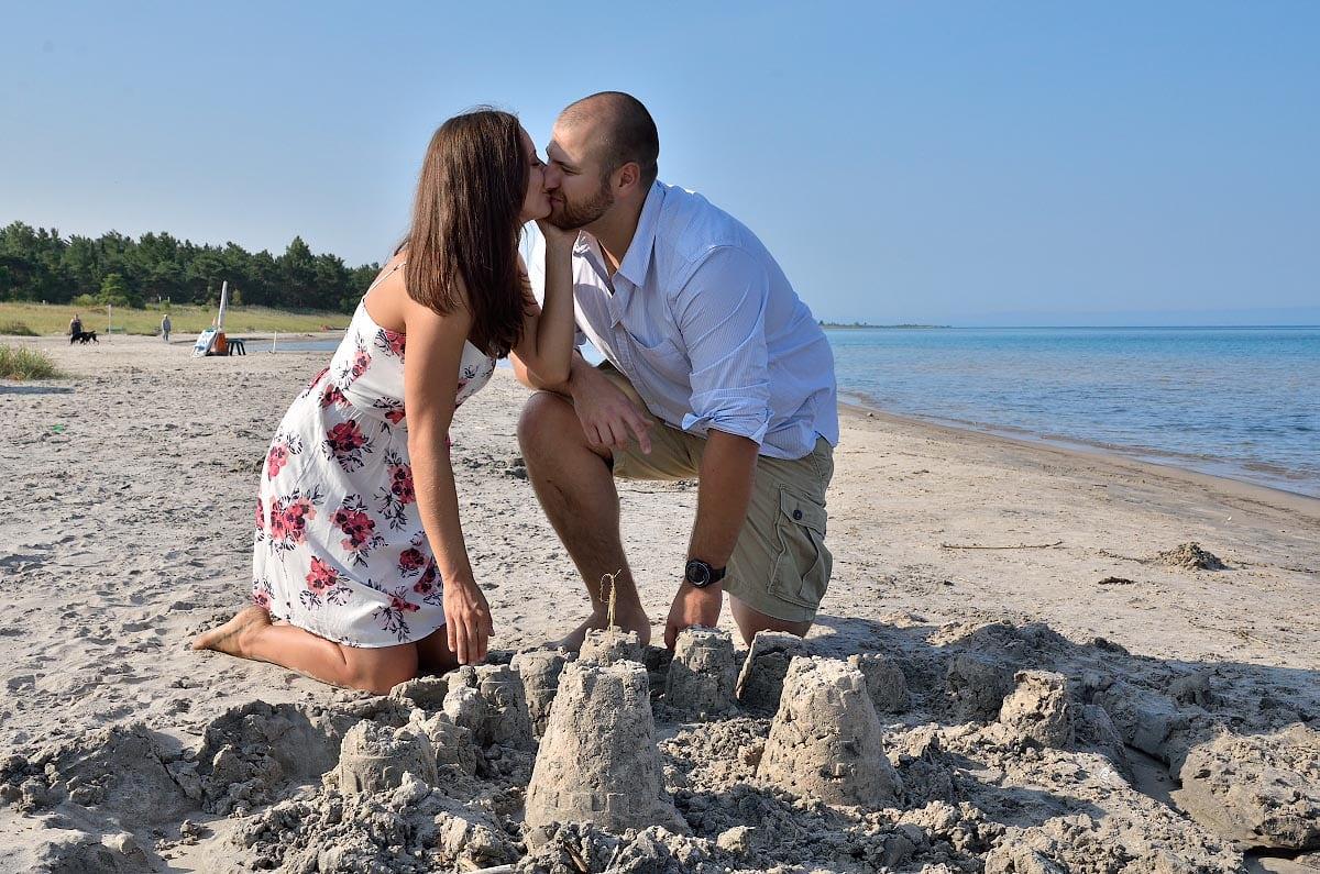 wasaga beach engagement photography 20