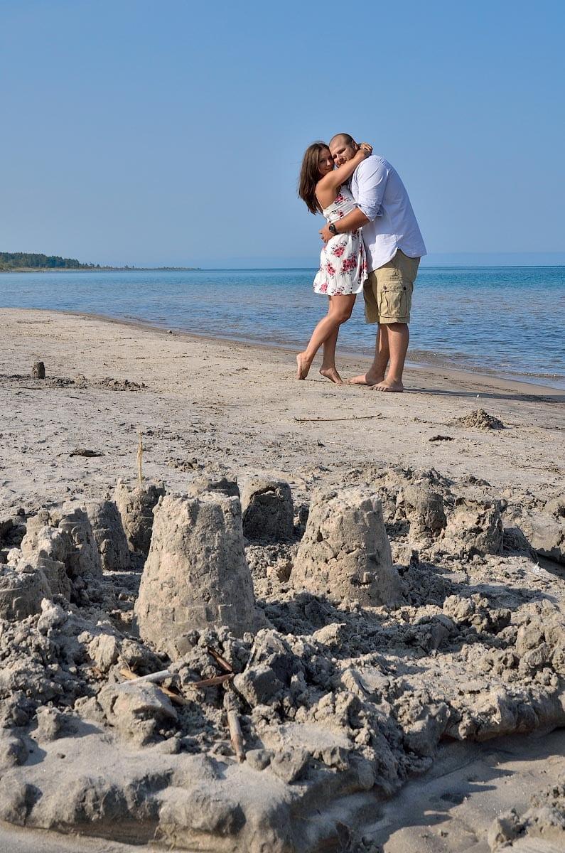 wasaga beach engagement photography 22