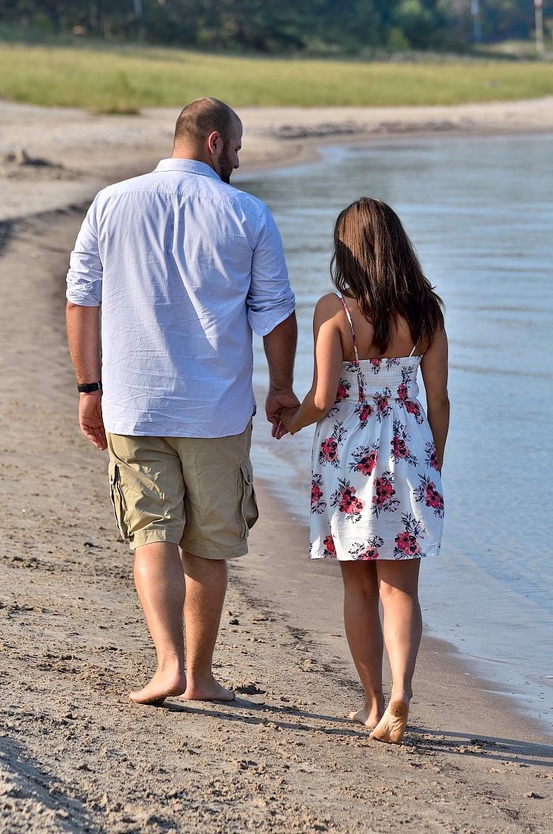 wasaga beach engagement photography 3
