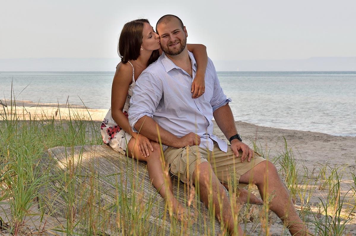 wasaga beach engagement photography 5