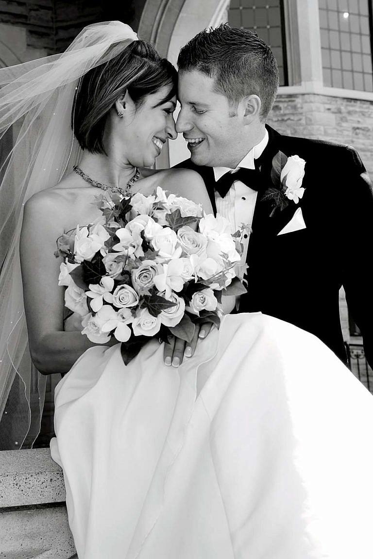 Casa Loma wedding photographer and University of Toronto wedding photographer